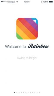 Rainbow - 画像ダウンロード&管理アプリ 01