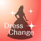 ドレスきせかえ-change the dress- アイコン