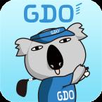 GDOゴルフスコア管理 アイコン
