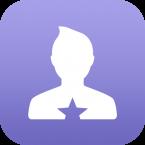 ペルソナ連絡先(グループ管理、グループメール、重複整理、バックアップ) アイコン
