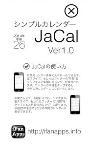 JaCal 01