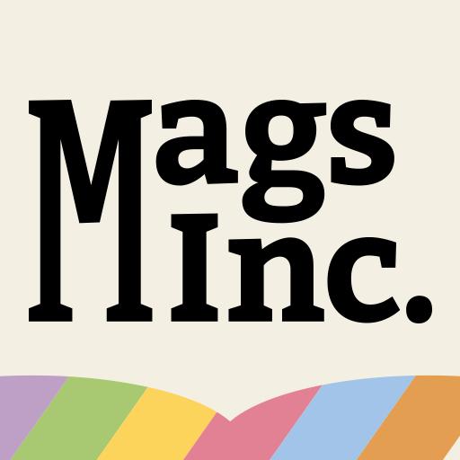 【雑誌風コラージュ+フォトブック】が作れるMags Inc. アイコン