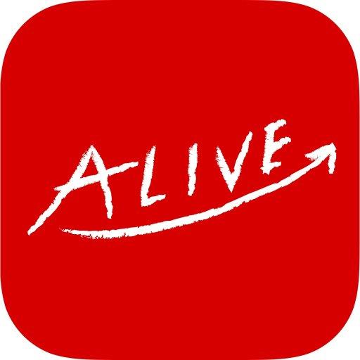 ALIVE ~生きている証を残すプロジェクト アイコン