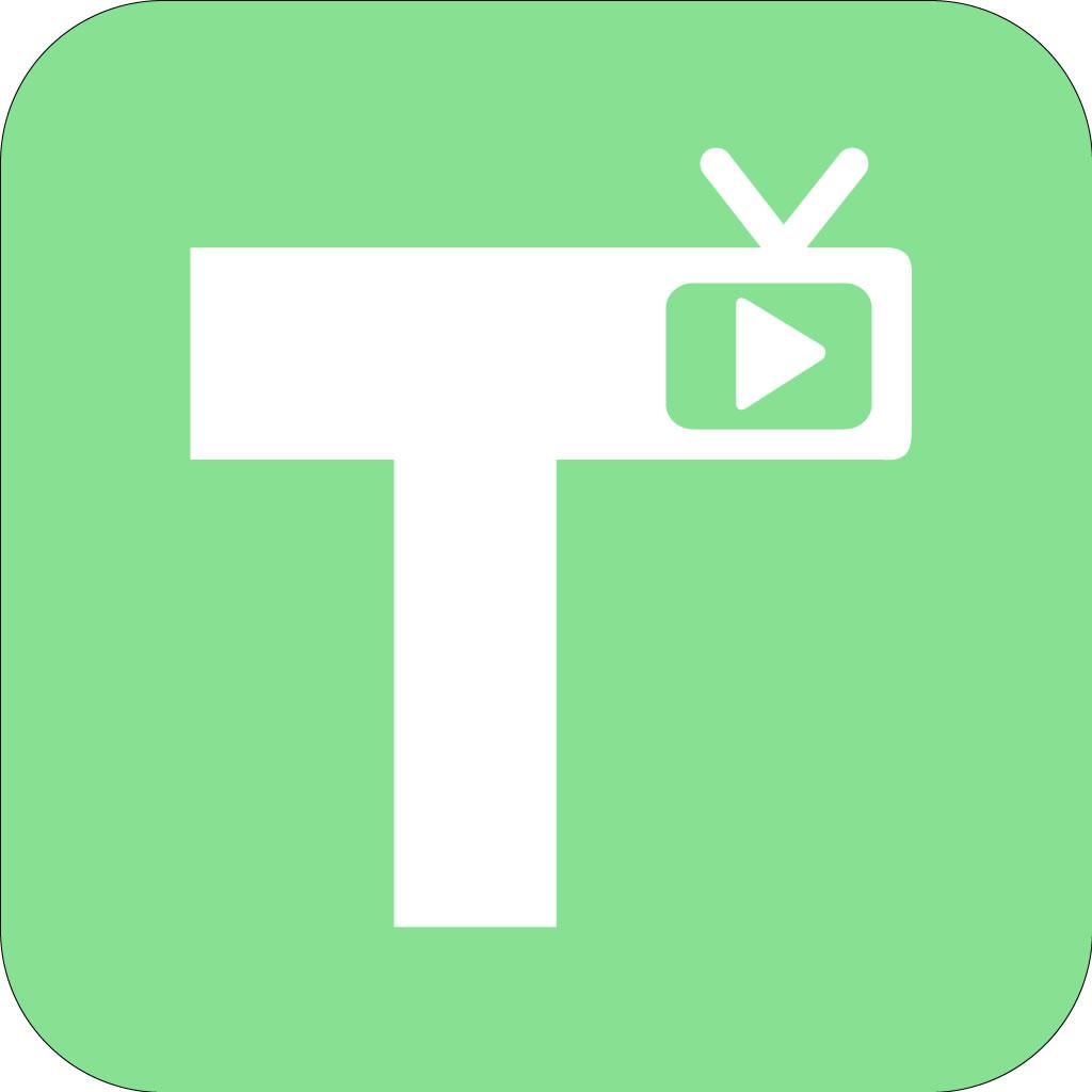 TVニュースや話題のネット動画を毎日配信 タイムテレビ アイコン