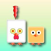 動物パニックパズル - 新感覚パズル アイコン