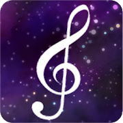 ピアノ音符読み学習 Starry Notes アイコン