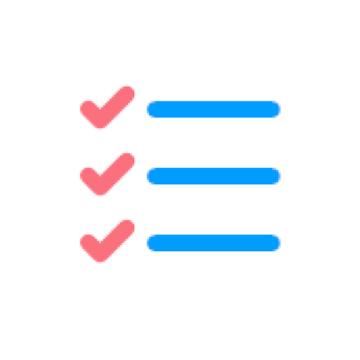 いつもの帳 - シンプルで無料のお買い物リスト、食材や献立をお買い物メモ帳アプリへ簡単に記録して管理 アイコン